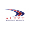 Alexy Universal Infotech logo