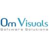 Om Visuals logo