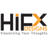 HiFx Designs logo