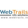 WebTrails Info Solutions logo