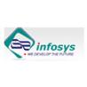 G.R.infosys logo