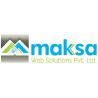 Maksa Web Solutions Pvt Ltd logo