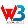 W3 Tech Arts logo