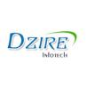 Dzire Infotech logo