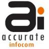 Accurate Infocom logo