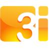 3i InfoCom logo