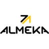 Almeka Infotech logo