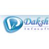 Daksh Infosoft logo