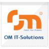 OM IT SOLUTIONS PVT LTD logo