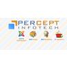Percept Infotech logo