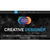 Freelance website designer Chennai logo