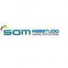 SAM WEB STUDIO logo