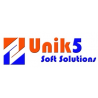 unik5softsolutions logo