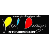 Pixel Designs logo