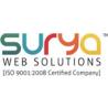 SURYA  WEB  SOLUTIONS ™ logo