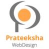 Prateeksha Web Design logo