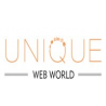 Unique Web World logo
