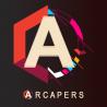 Arcapers logo