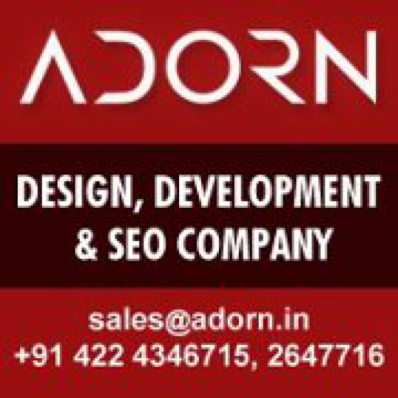 Adorn web design company