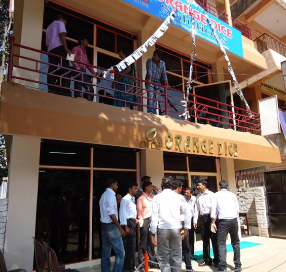 Orange Dice Solutions Kottarakkara Office