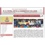 R.H.Patel Arts & Commerece College