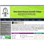 Shree Laxmi Narayan Ayurvedic college