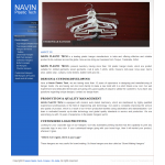 Navin Plastic Tech