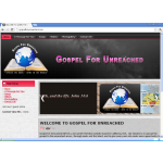 GOSPEL FOR UNREACHED
