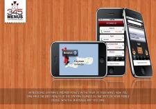 Mr. Dac Moore - 345 Menus - iPhone and iPad app development