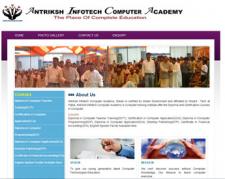 Antriksh Infotech Computer Academy