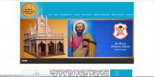 St Mary's Orthodox Church Thottupuram
