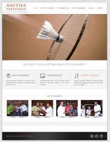 Anitha Parthiban Badmition Tournament