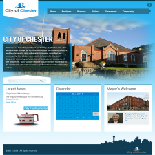 WordPress Website functionality with design