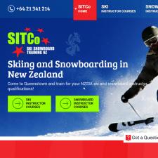 SITCo - Ski and Snowboard Training Courses NZ
