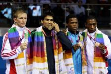 Olympian Boxer Manoj Kumar