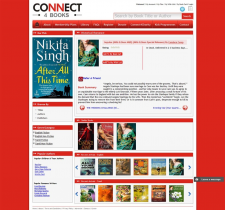 Connect 4 Books