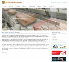 Sai Ram Automation Pvt. Ltd.