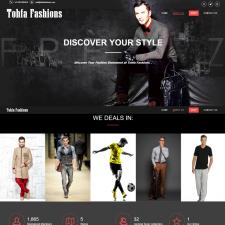 Tohfa Fashions