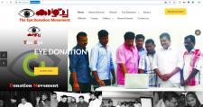 Kazhcha The Eye Donation Movement
