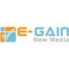 E-Gain New Media logo