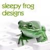 Sleepy Frog Designs logo