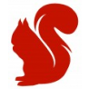 Red Squirrel Media logo
