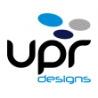 UPR Designs logo