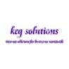 KCG Solutions logo
