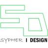 sypher design logo