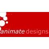 animate designs logo