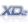XD2 logo