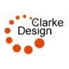 Clarke Design logo