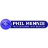 Phil Mennie logo