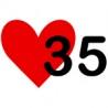 V35 logo